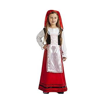 Disfraz de Pastora Campesina para niña: Amazon.es: Juguetes ...
