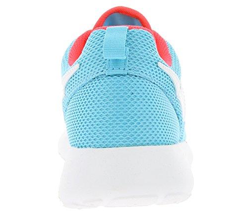 Nike Roshe Run 599729, Mädchen Laufschuhe Training Blau