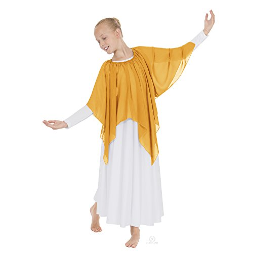 - Eurotard Child Single Handkerchief Skirt (39768C) -Purple -