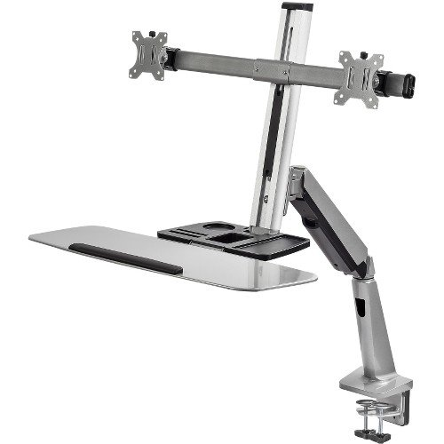 Siig CE-MT2G12-S1 Dual Desk Mount