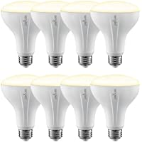 Sengled E12-N14 Smart LED Soft White BR30 Bulb, Hub...