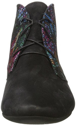 Guad Desert Think sz Stivali multi Donna Nero 03 Boots Tdxdfw