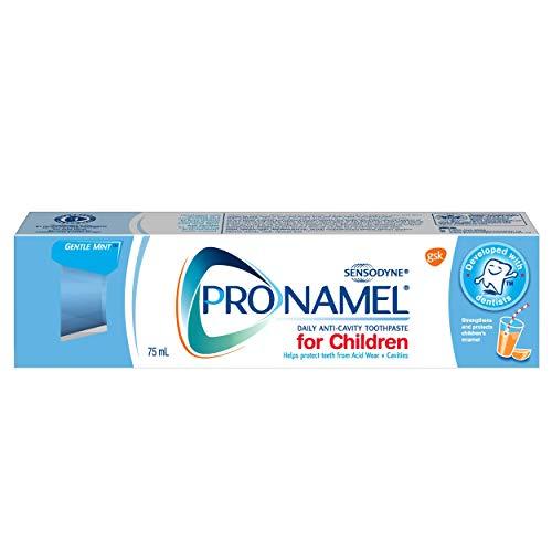 Sensodyne ProNamel Children Anti-Cavity Toothpaste, 75ml, Imported from ()