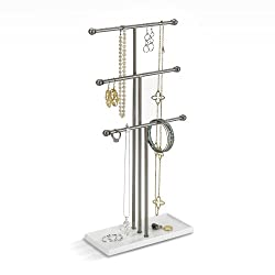Umbra Trigem Hanging Jewelry Organizer Review