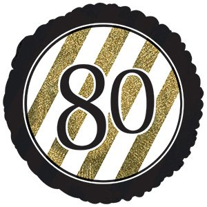 80th Birthday 17