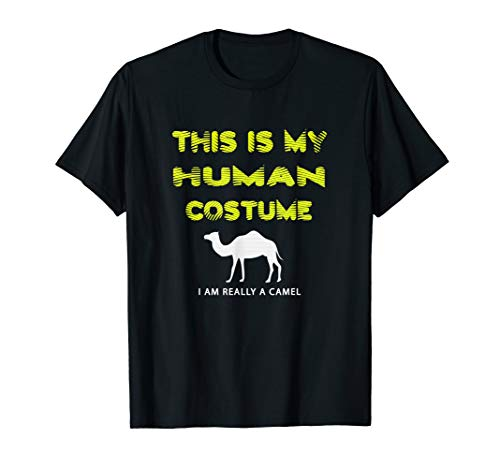 Funny Shirt, This Is My Human Costume I Am Really A -
