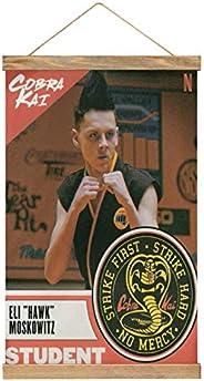 Cobra Kai comedia película destacada cubierta póster arte pared decoración hogar lienzo pintura colgar cuadros