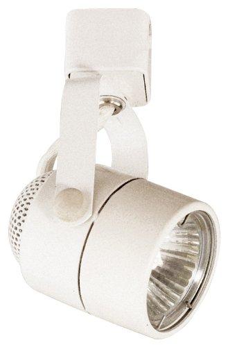 Head Track Mr16 (Elco Lighting ET428W Line Voltage G8 Base MR16 Cylinder Fixture)