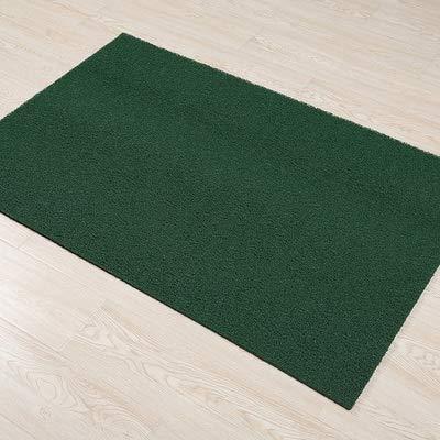 Green 60x120cm(24x47inch) Doormat,Entrance Doormat Front Door Mat Anti-skidding Easy to Clean Home Decor-Brown 40x60cm(15.7x23.6inch)