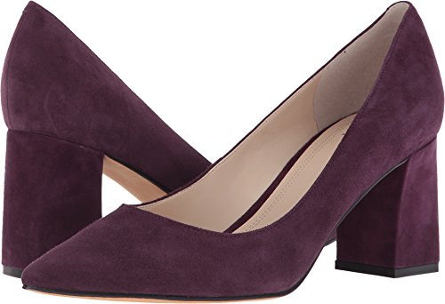 Marc Fisher Ltd Womens Mlzala Klänning Pump Aubergine Mocka