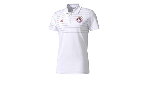 adidas FCB SSP Polo Línea FC Barcelona, Hombre, Blanco, XS: Amazon ...