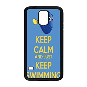 Samsung Galaxy S5 Phone Case Cover Finding Nemo ( by one free one ) F63094