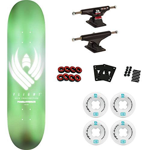 Powell-Peralta Skateboard Flight 248 Glow Mint 8.25