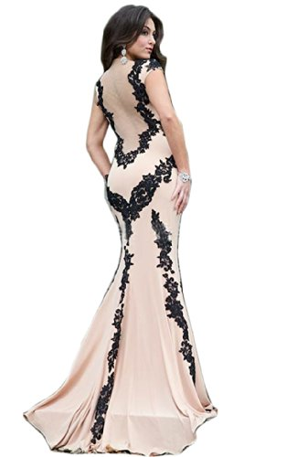 f6801bc248060 IBEAUTY DRESS Embroidery One Shoulder Plus Size Maxi Evening Dress ...