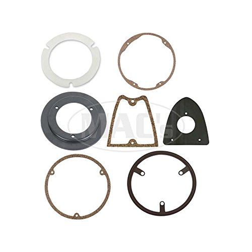 MACs Auto Parts 66-29154 Ford Thunderbird Light Gasket Kit, For All T-Birds