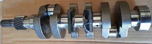 Used / Rebuilt Kubota D902 Engine Crankshaft 1G962-23010, 1G962-23012 - Rebuilt Crankshaft