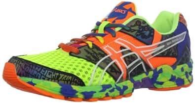 ASICS Men's GEL-Noosa Tri 8. Running Shoe,Flash Yellow/Flash Orange/Multi,7 M US