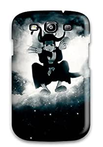 Anti-scratch And Shatterproof Epic Naruto Shippudens Phone Case For Galaxy S3/ High Quality Tpu Case