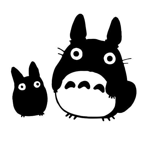 Totoro Studio Sticker Notebook Laptop product image