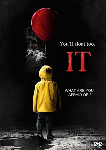 It (DVD 2017) Drama, Horror, Thriller. ITIme