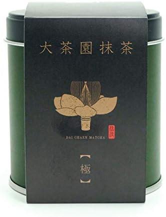 カネ松製茶 大茶園抹茶【極】 50g ×2個 粉末