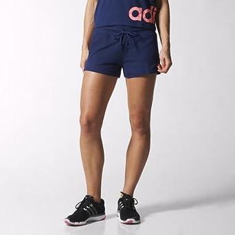 adidas Pantalones de Deporte para Logo Lineal Talla:XX-Small ...