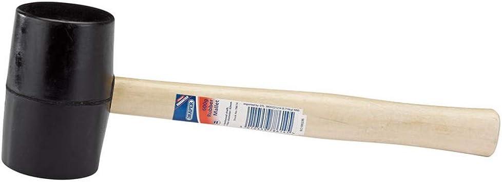 Draper Redline Rubber Mallet with Hardwood Shaft 82761