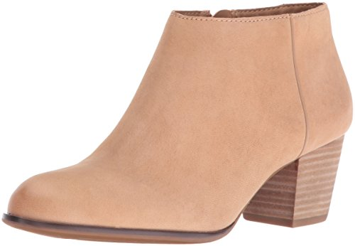 Lucky Brand Women's Tamarindd Ankle Bootie, Wheat, 6 M US