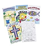 Fun Express Religious Coloring Books - Stationery & Stationery Assortments