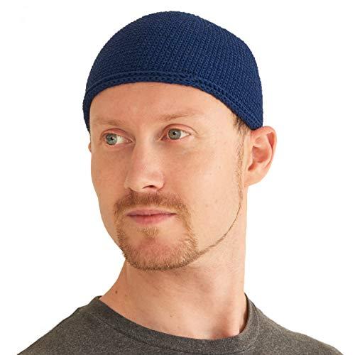 (Casualbox CHARM Skull Cap Beanie Hat Kufi Hand Made - 2)