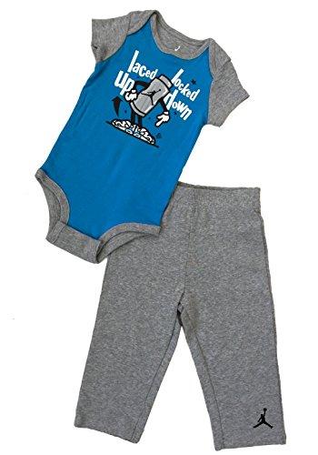 Nike Michael Jordan Infant New Born Baby Layette Set (3/6M) - Michael Jordan Baby Apparel