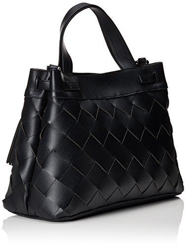 Pollini Bag - Borsa Donna Nero 16x27x39 Cm b X H T