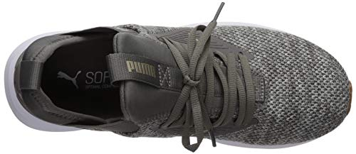 Enzo Puma192442 Puma Homme Beta Gray Gold metallic 01 Charcoal EUFwqFn4RO