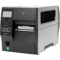 Zebra ZT410 Direct Thermal/Thermal Transfer Printer - Monochrome - Desktop - Label Print - 4.09 Print Width - 14 in/s Mono - 300 dpi - Bluetooth - USB - Serial - Ethernet - LCD