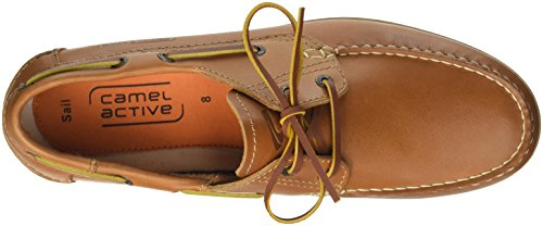 da 11 Marrone camel Scotch Uomo Scarpe Barca Sail active Hwxqf4