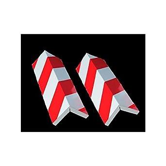 CEXPRESS - Protectores para columnas parking 2 unidades esquinas cohera: Amazon.es: Juguetes y juegos