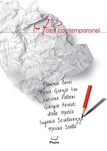 I poeti contemporanei 224 - 7 autori (Italian Edition)