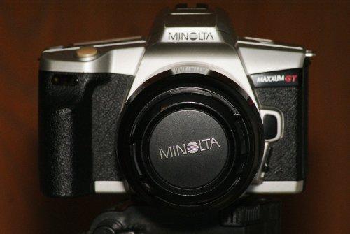 Minolta Maxxum GT SLR Camera with Minolta 35-80mm Lens Zoom Kit