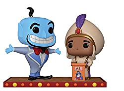Funko Pop Disney: Movie Moment: Aladdin Genie Collectible...