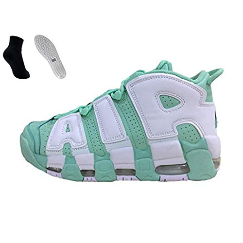 Sportive Sneakers Uomo Air More Da Bianca Traspirante Running Donna Fitness Ginnastica Qs Mesh Corsa Scarpe Menta '96 fzfqxUtw6