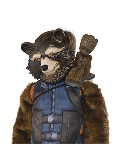 Rubie's Costume Guardians of The Galaxy Vol. 2 Groot Shoulder Costume Accessory, One -