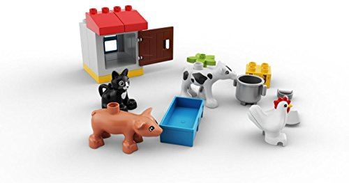 Lego Duplo Farm Animals 10870 Available In The Uae Building Toys