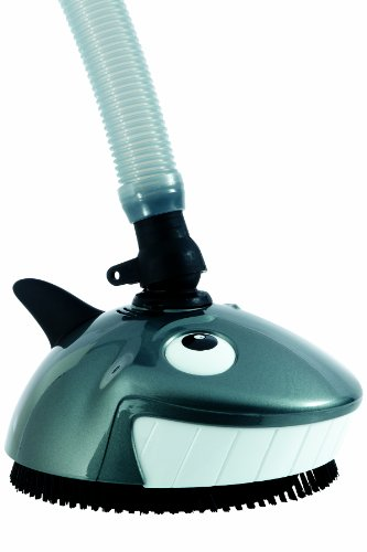 Pentair 360100 Kreepy Krauly Lil Shark Above Ground Pool - Ladybug Robotic
