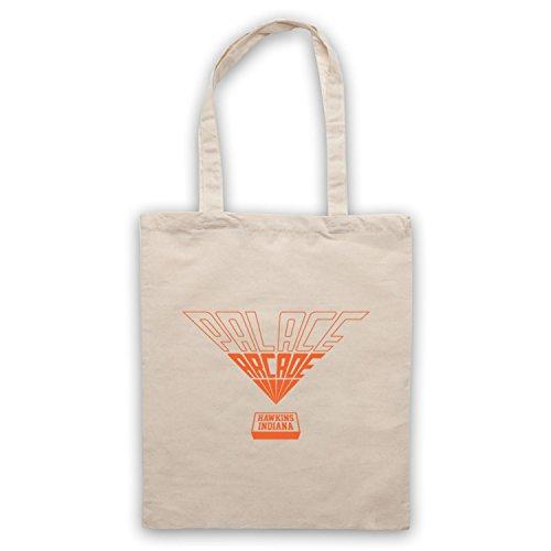 d'emballage par Officieux Orange Arcade Logo Stranger Naturel Inspire Sac Things Palace SOqPnFw