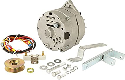 DB Electrical AKT0007 New Ford Naa Tractor Alternator For Generator on