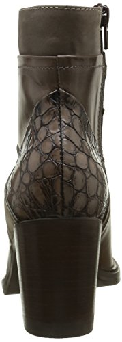 Donna Piu 10029 Brigida - Botas Mujer Gris - Gris (Tequila Cenere/Nabuk Talpa/Sansone Taupe)