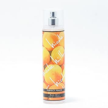 Nicole Miller Perfect Body Mist, Peach, 8 Fluid Ounce by Nicole Miller