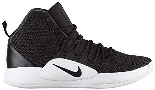 best service 0ddf9 1dc2e Nike Hyperdunk X Tb Mens Ar0467-001 Size 6 Black Black-White