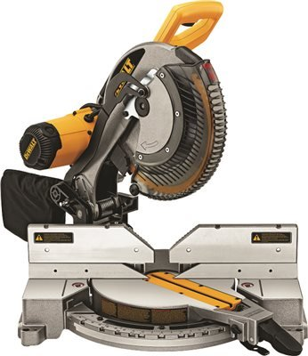 DEWALT DW716 15 Amp 12-Inch Double-Bevel Compound Miter Saw by DEWALT