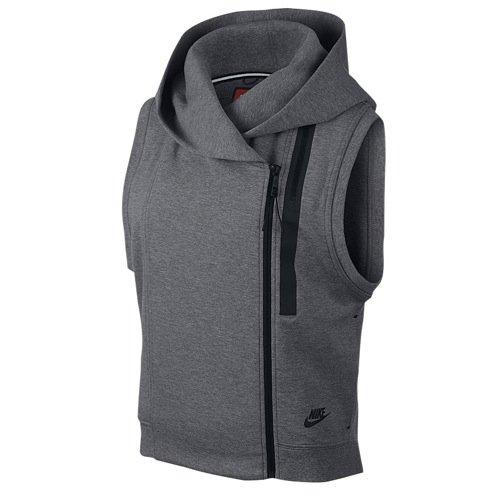 Nike Vest Jacket (Nike Womens Tech Fleece Cape Vest)